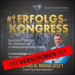 Erfolg Veranstaltung Österreich